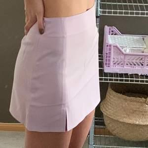 Pastell lila kjol! Aldrig använd🌸 Köpt för 280kr, säljer för 150kr + 66kr frakt💜💜