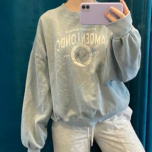 vintage sweatshirt från pull&bear! som ny! storlek M ✨