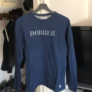 Blå sweatshirt från Dobber