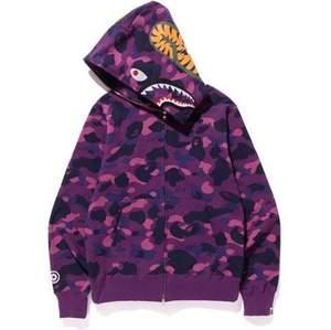 Hej! Söker Bape hoodies, helst i färgerna lila och röd men om de finns en annan färg så är jag säkert lika intresserad i strl M helst