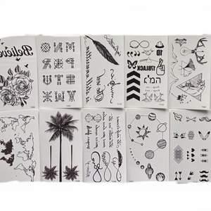 Fina tatueringar från shein!💞💞💞 Korten är rätt små!