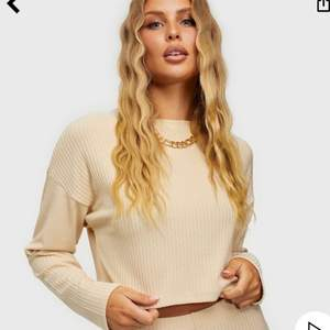 Supermysig tröja från nelly i storlek M