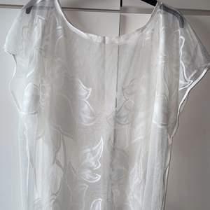 Superfin strandklänning som inte kommit till användning. Prislappen är kvar och är i one size. Pris 100kr