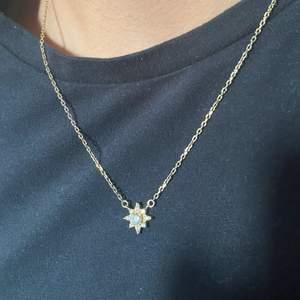 Fint halsband från Guldfynd (Bianka Ingrossos kollektion), det är i bra skick, säljer pga att jag inte använder de 💙