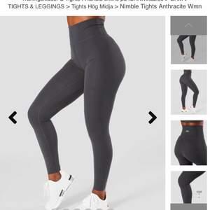 Säljer mina oanvända tights från icaniwill pga att de var för små😊 ordinarie pris 699kr!!