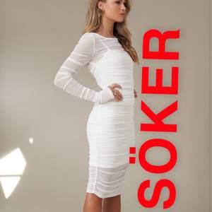 Söker denna klänning från Hanna schönbergs kollektion med nakd! I storlek xxs-xs.