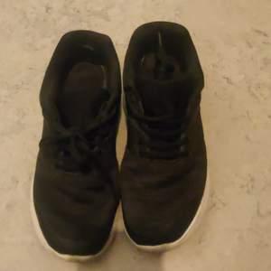 Walking shoes, black size 40
