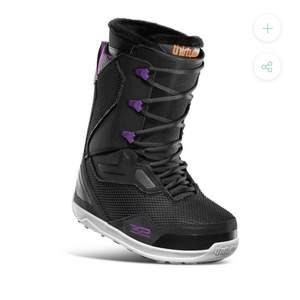 Helt nya fick dem igår men var för stora, TM2 från thirtytwo en hårdare dam sko i 25 vilket är 38,5-39. Nypris är 3500 men säljer för 2600 vid snabb affär!