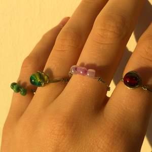 Hallå allihopa :) just nu säljer jag ringar som du kan designa själv! Gå in på min Instagram ~pretty.jewelries~ och beställ där :) sprid gärna de kontot och tagga mig om ni köper 💕