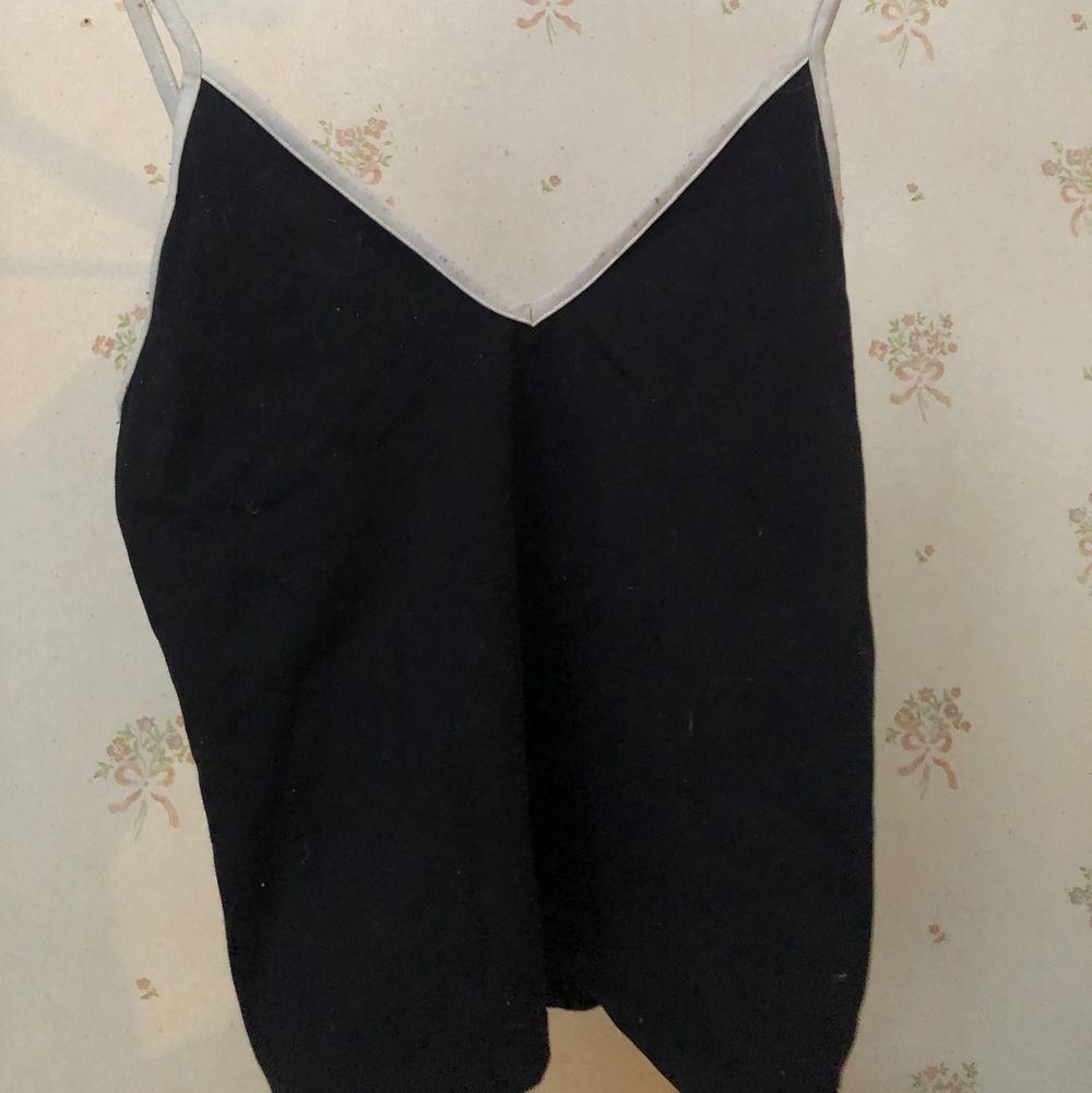 Jättefint linne från bikbok köpt för något är sen inte använt sen dess då jag är obekväm i den så den är i väldigt bra skick!☺️,frakt tillkommer och kan hämtas upp🥰. Toppar.