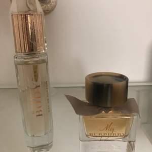 Nya Oanvända burberry parfymer. 560kr för BÅDA