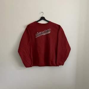 """Vintage """"Pumpkin Patch 2004"""" sweatshirt, Bra skick och storleken är XL, hänvisa till modellen som är 190cm"""