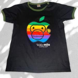 BAPE/Baby milo T-shirt -Vintage -Size M  -Grail!  #bape #babymilo #vintage #tshirt #BAPE