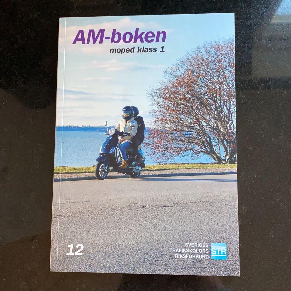 Am boken moped klass 1 ljudbok