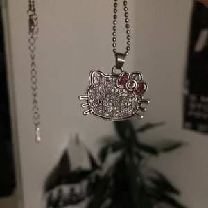 Hello Kitty halsband i nyskick! 9/10