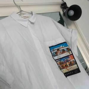 Skjorta från Zara X Maui and Sons, strl L. Fint skick, exklusive frakt