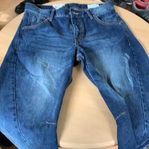 Nya oanvända sommar shorts från Emilio. Strl 30. Jeans format