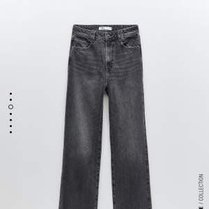 Säljer dessa as snygga jeans från zara som var små i storlek och skulle säga att det mer är som en 38! Tror dom är slutsålda. Oanvända men lapparna är avtagna! Du står för frakten <3