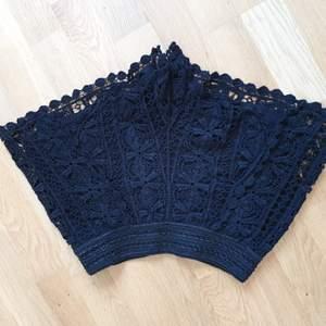 TALLY WEIJL lace beach shorts.