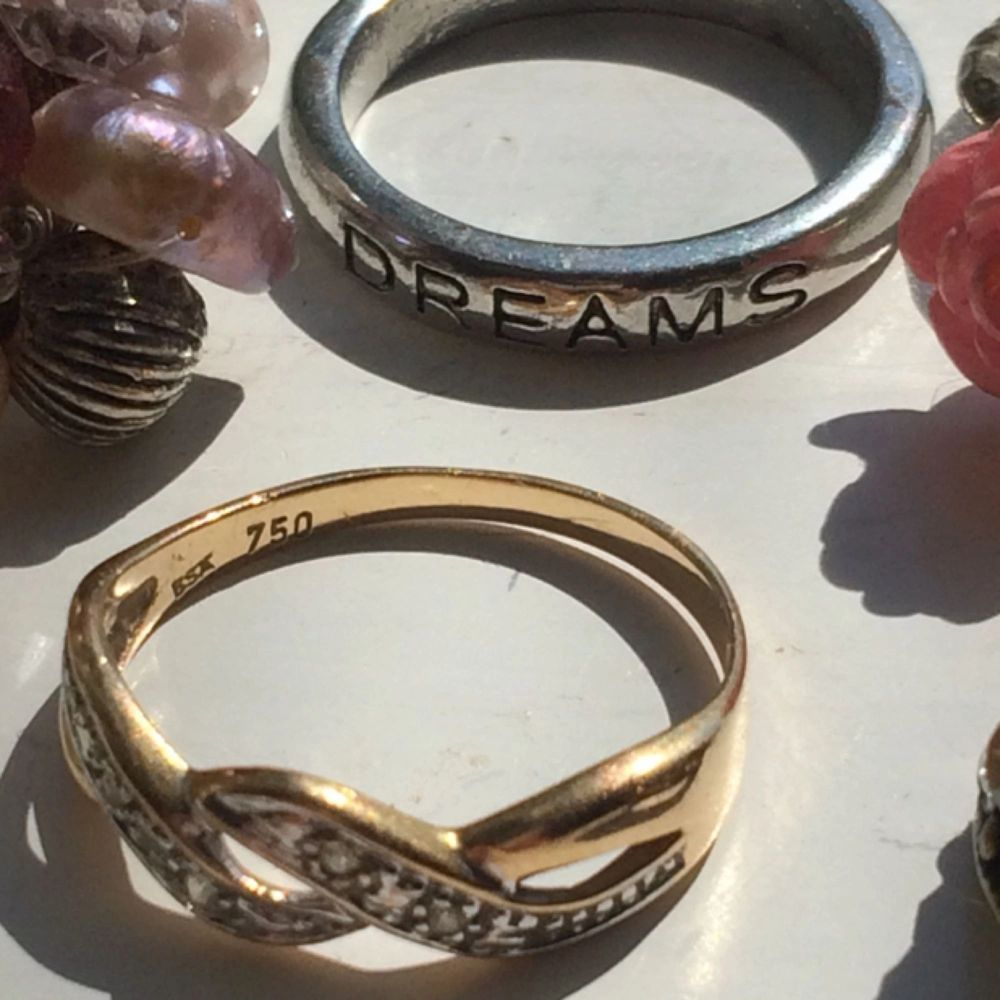 20kr för alla (5kr styck) 🌈 Några av ringarna kan man ställa in storleken på. . Accessoarer.