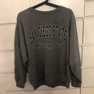 Oversized sweatshirt från Jansport. Frakt tillkommer!