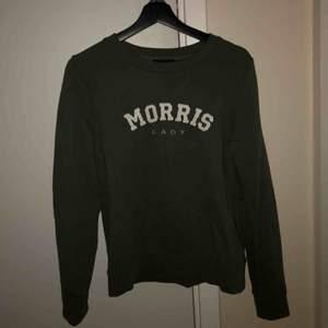 Grön tröja från Morris Lady, storlek S🙏🏽 Säljer pga bristande användning🌿