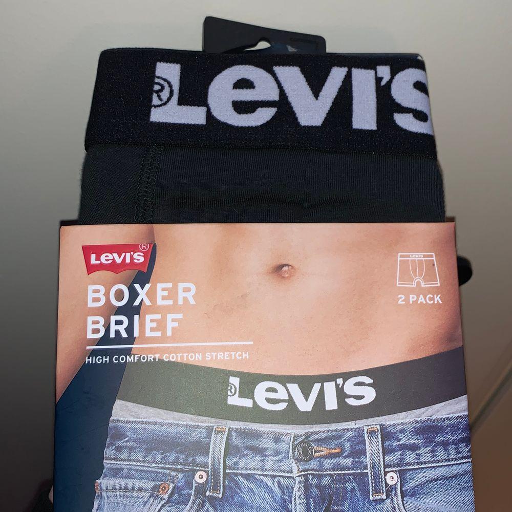 Helt nya Levis kalsonger 2st i ett packet . Shorts.
