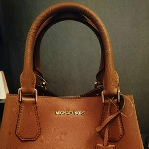 MK original läder väska
