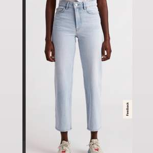 Jeans från Lindex storlek 34 har används bara 3 gånger sälja 280kr+fakta ❤️  Jag är 156 cm