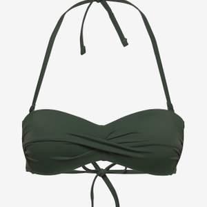 Grön bikini överdel från Lindex , Nypris - 200kr säljer för 150kr 💞 Frakt ingår i priset