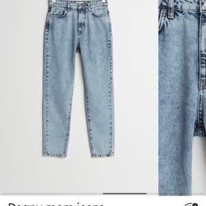 Säljer detta jeans från Gina! Använda Max 3 gånger då min gravidmidja inte får pass längre