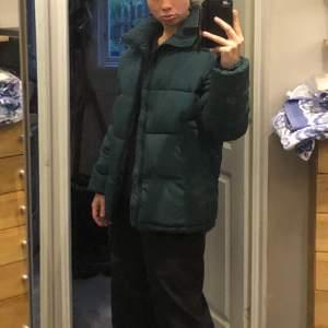 Skit snygg grön vinterjacka köpt för 2 år sedan från Urban outfithers!