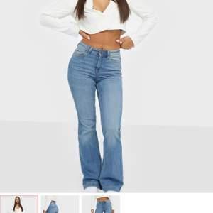 Helt nya byxor från Nelly, pris lappen finns kvar på ny pris 399kr pris för som nu 250kr