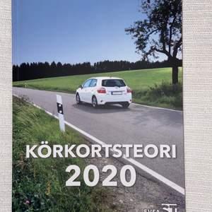 Helt ny körkortsbok för 2020. Köpte för 300.