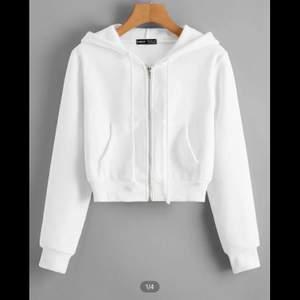 vit jättefin sweatshirt, den är jätteskön och också varm, skriv privat för bilder på:) Buda i kommentarerna!☺️