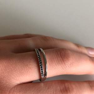 Superfin silverpläterad ny ring  65 kr + 11 kr frakt