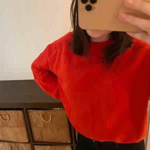 Fin röd tröja från zara Väldigt mjuk o skön att bara ha på sig Köpare står för frakt 🌸🌟✌🏻