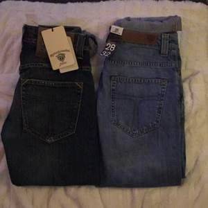 2 stycken par boyfriend jeans från tiger of sweden  Aldrig använda prislappar kvar Köpta för 5000, pris kan diskuteras vid snabb affär