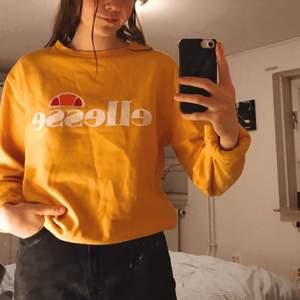 Oversized jättemysig sweatshirt från Ellesse!! 💞 FRAKT INGÅR!!! 😍