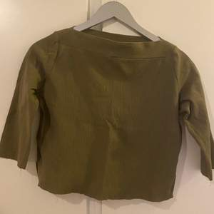 Grön tröja