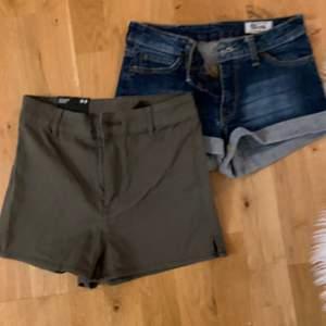 Oanvända shorts
