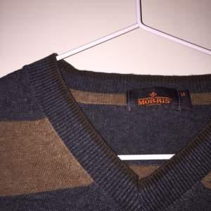 Säljer min Morris tröja, använd ett fåtal gånger. Det är en M men passar bättre på en XS!