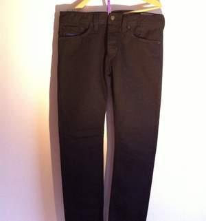 Diesel Thanaz Pants Black - new 100% cotton