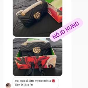 Gucci väska kund bilder