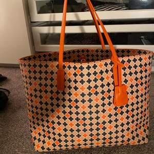 En jättefin Marlene Birger väska! Sparsamt använd alltså toppskick 💞 pris kan diskuteras vid snabb affär🥰 självklart äkta!!