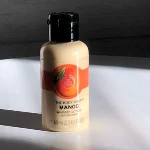 Limited edition whipped lotion i doften mango 50ml. Oanvänd, frakten ingår i priset:)