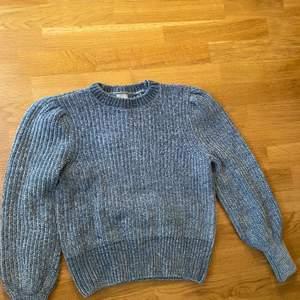 En mjuk och skön grovstickad tröja!