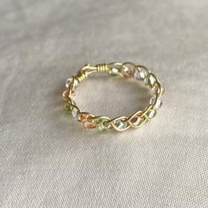 Handgjord ring 🌺