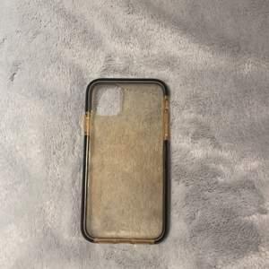 Ett genomskinligt SKYDDANDE skal till iphone 11 + Iphone XR
