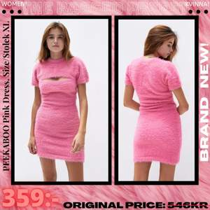 BRAND NEW! ✨ Info: THE RAGGED PRIEST Peekaboo Pink Dress, Women. Size/Storlek: XL                                                Instagram: @StyleBoss.se ✨